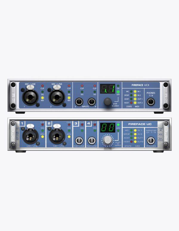 RME Fireface UC Audio 64 BIT Driver